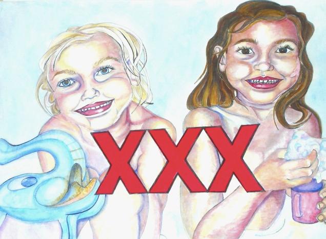 xxx little girls